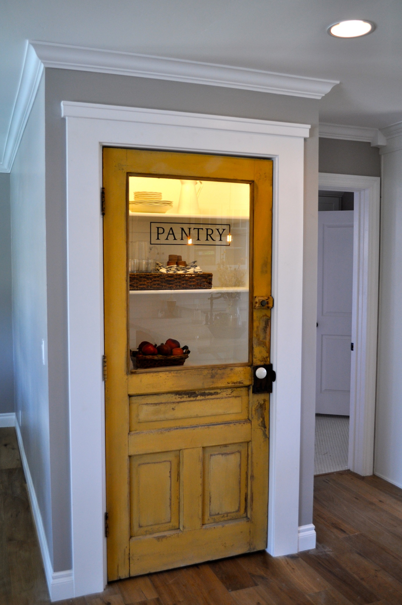 Pantry Doors And The People Who Love Them Rafterhouse