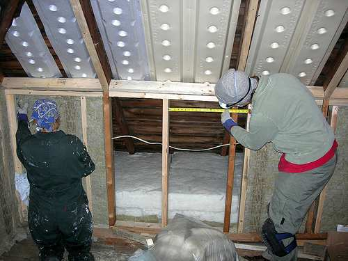 Your Home39s R Value Attic Insulation Do It Yourself