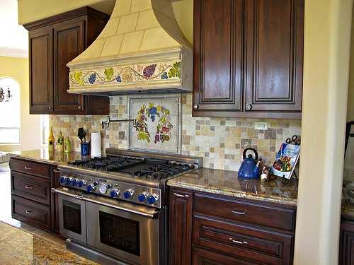 tuscan kitchen color schemes tuscan kitchen design home decorating ideas