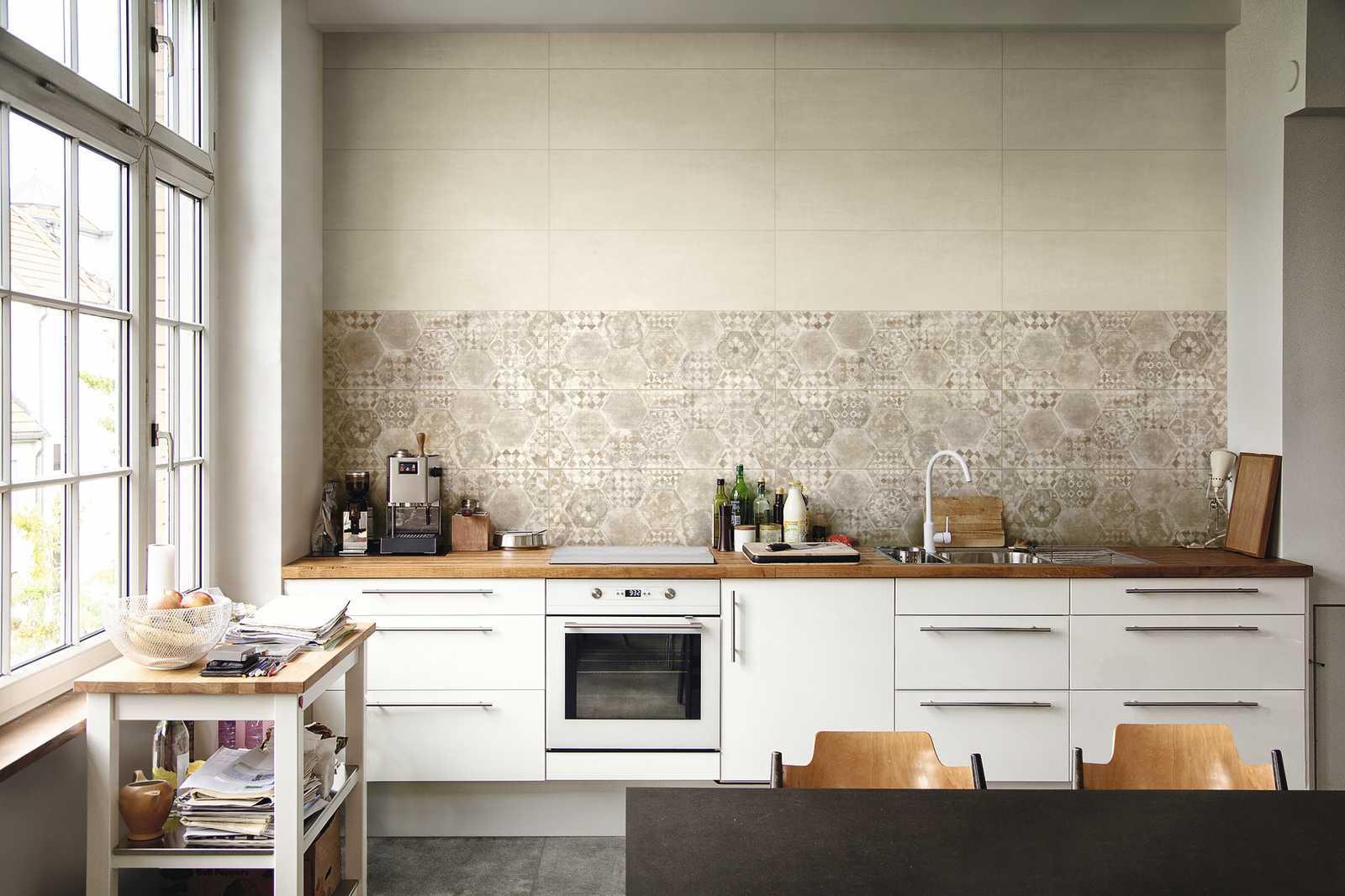 Piastrelle Cucina Mosaico