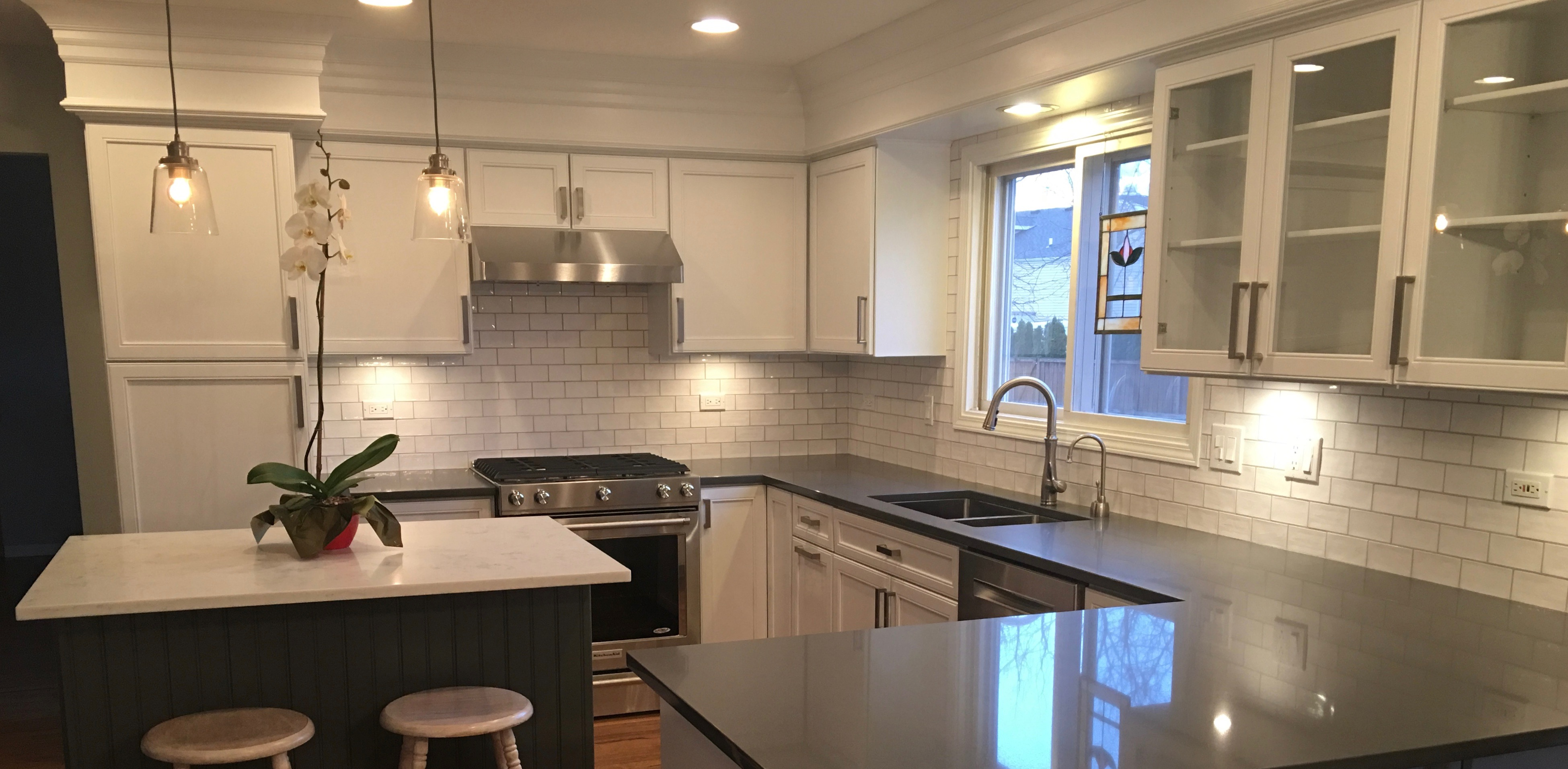 Kitchen Design Companies Chicago Ragsdale Inc Chicago Cabinet And Furniture Refinishing