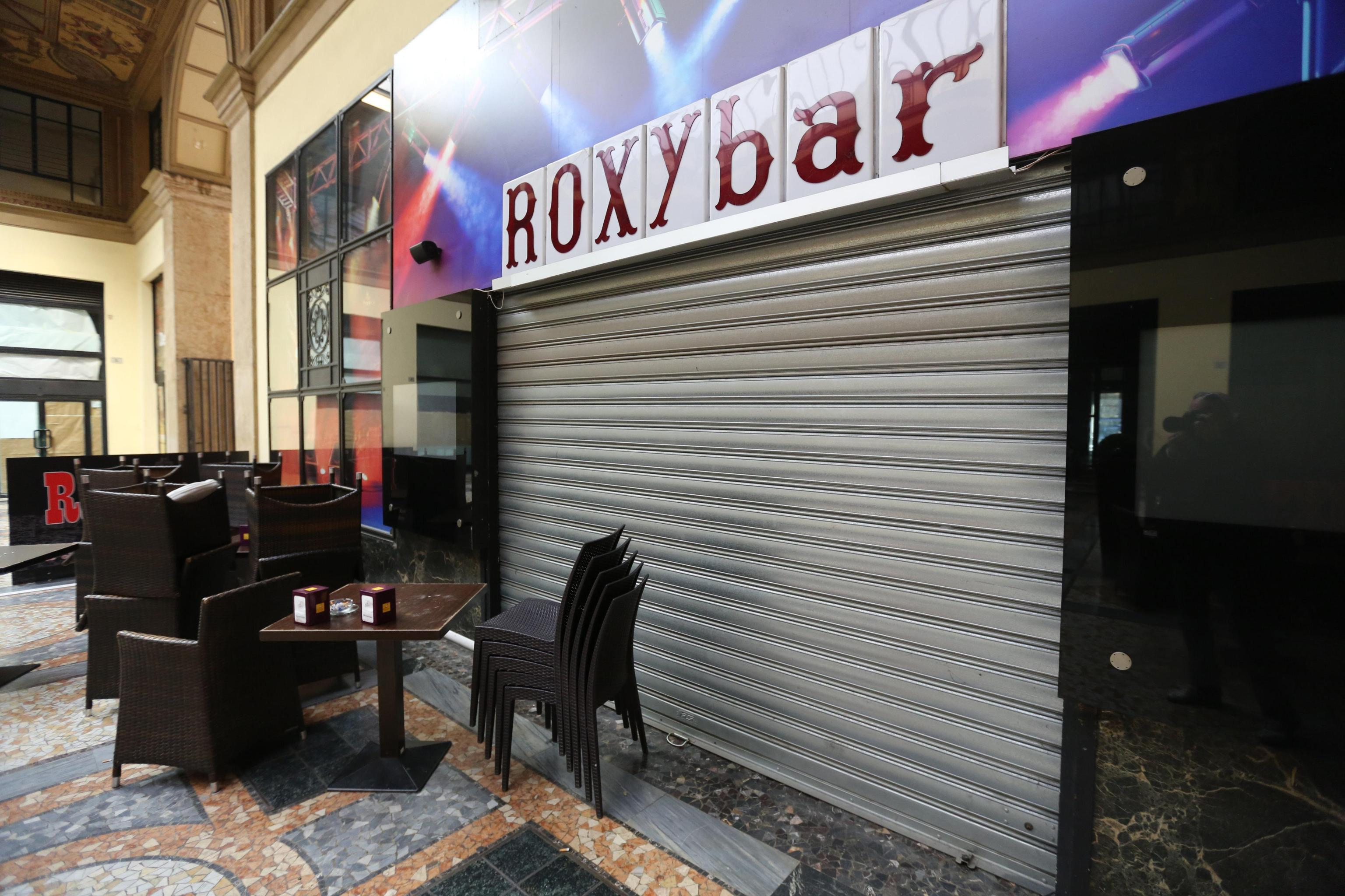 Roxy Bar Vasco Addio