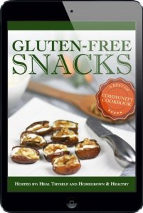 Gluten-Free Snacks eBook