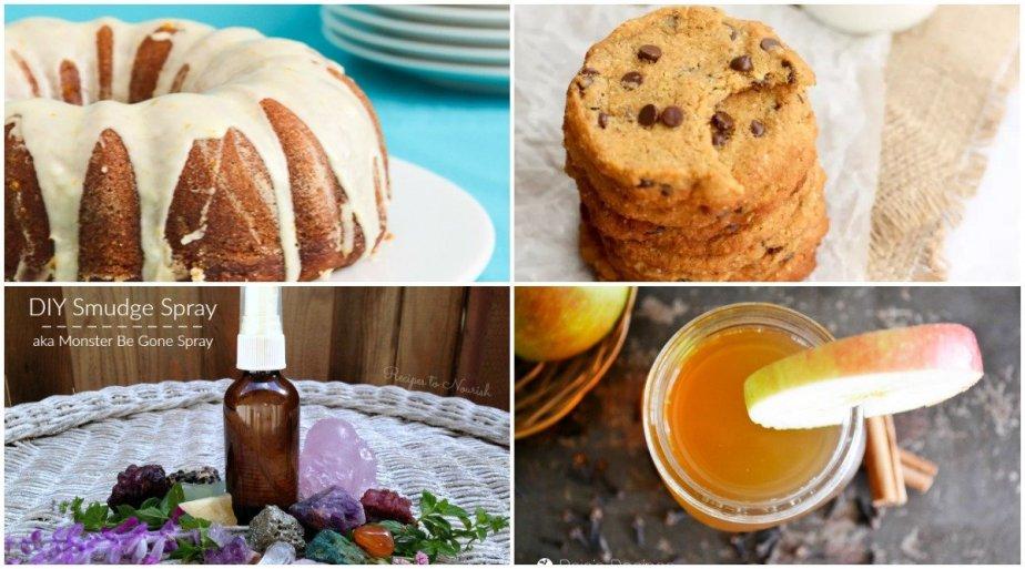 Hosts Posts | Savoring Saturdays Gluten-Free Linky Party | RaiasRecipes.com