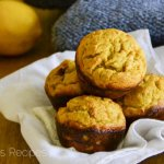 Banana Lemon Muffins
