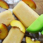Honey Peach Pops