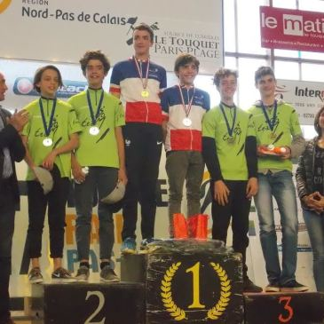 Championnat de France – Le Touquet 08/04/2017