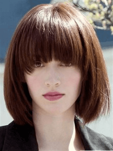 фото модных укладок на средние волосы