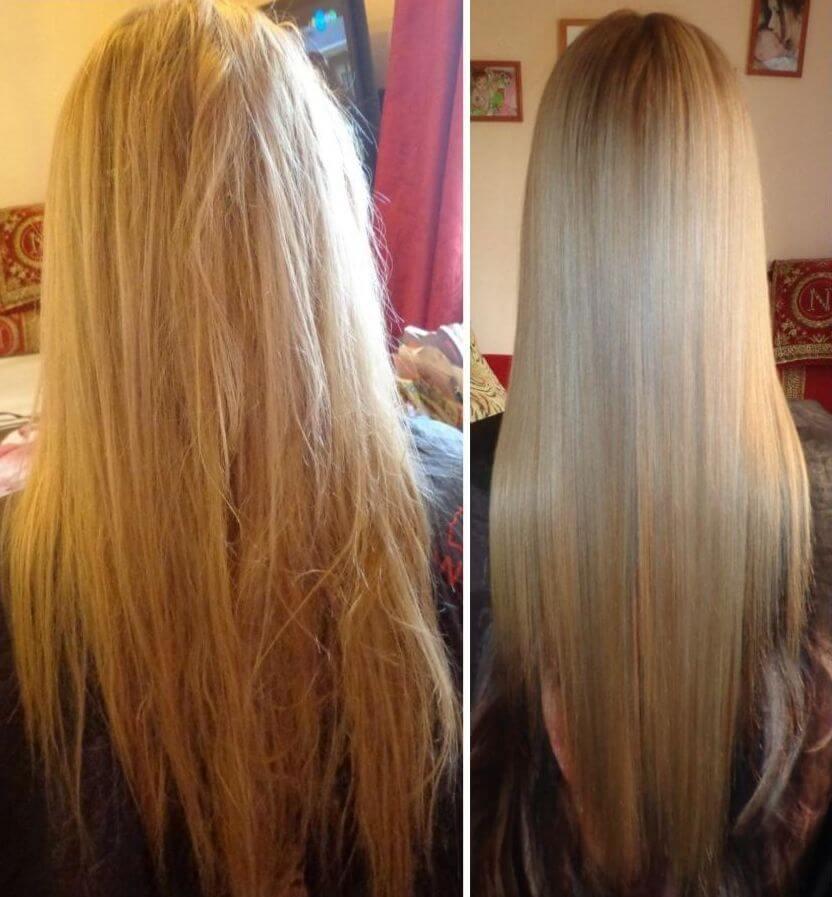 Что такое ботокс для волос отзывы