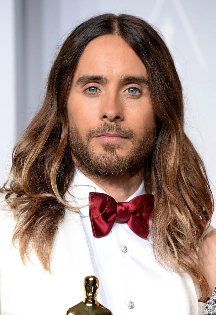 мужская стрижка длинные волосы фото