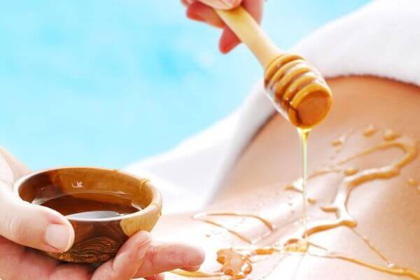Обертывание мёдом в домашних условиях