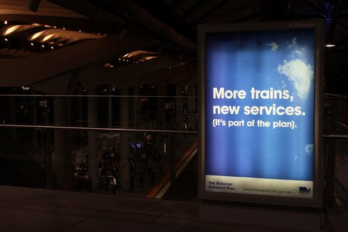 More trains, more services