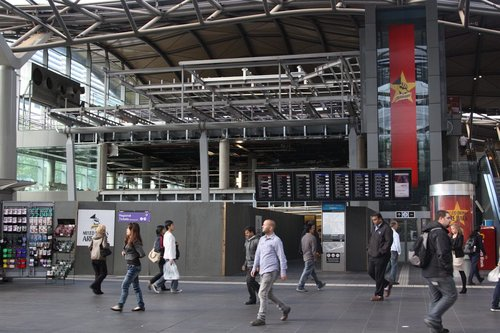 Collins Street concourse being rebuilt to cram in more shops