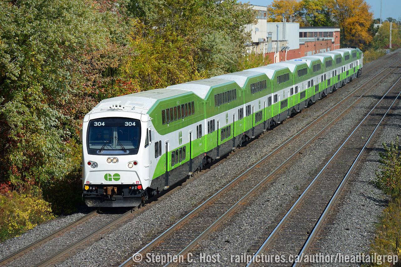 Fauteuils Train Go Transit Service Thread Including Extensions Page