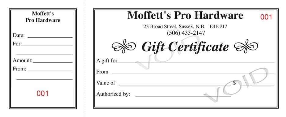 Certificate Printing Security Printing Rainbow Printing NA - creating a voucher