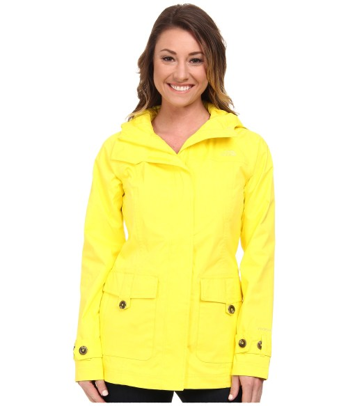 Shop the latest styles of Womens Raincoat Coats at Macys. Check out our designer collection of chic coats including peacoats, trench coats, puffer coats and more! Women's Regular Yellow (1) Fabric Clear. All Weather (78) Soft Shell (11) Price.