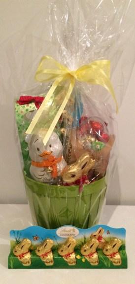 Lindt Easter Basket Giveaway