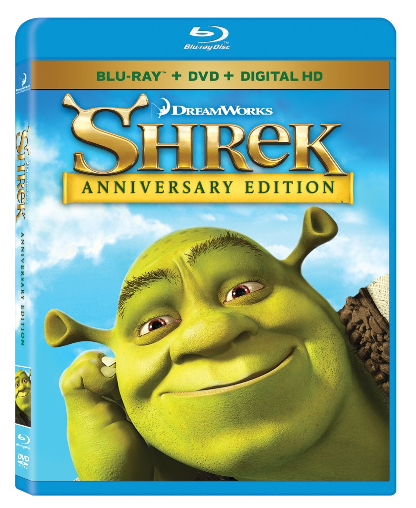 Shrek Anniversary Edition Giveaway