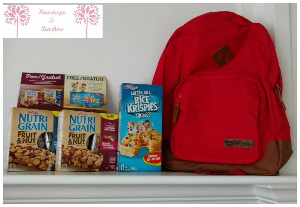 Fuel Them up With Kellogg's Latest Products #BTS