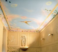 Rainer Maria Latzke | Ceiling Paintings