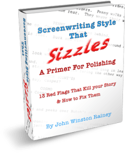 Screenwriting Style That Sizzles