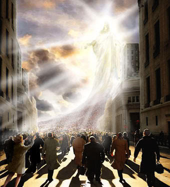 THE DAY OF THE LORD - THE RETURN OF JESUS CHIRST