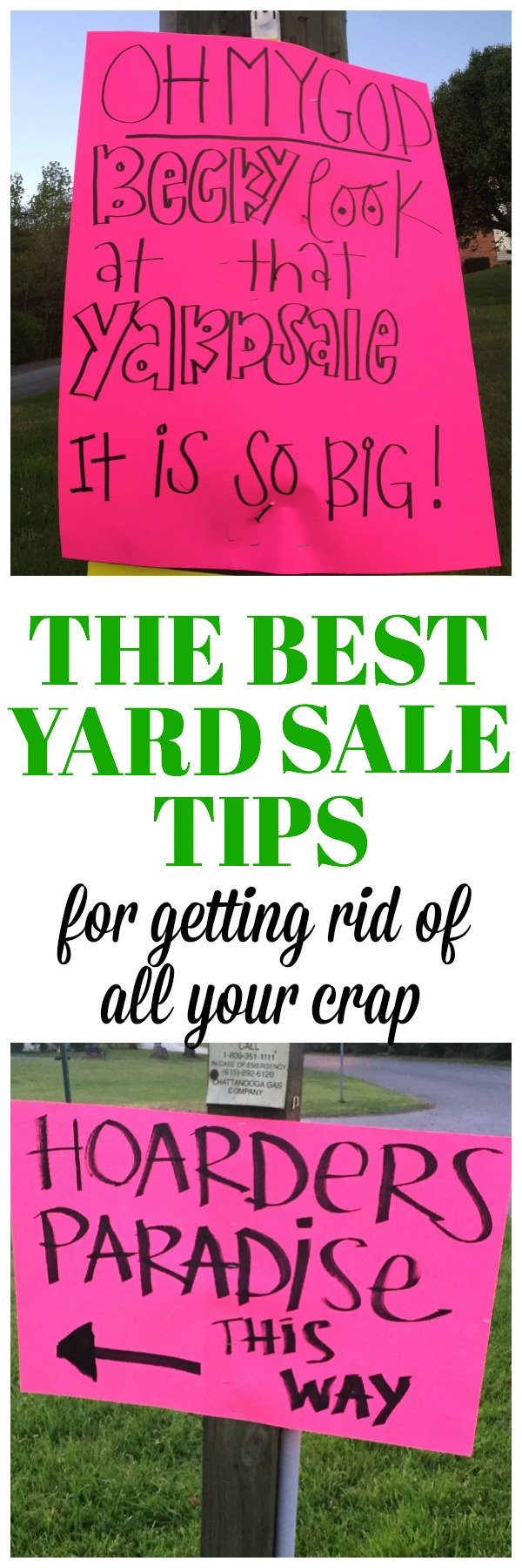 Garage Sale Price Stickers The Best Yard Sale Tips To Get Rid Of All Your Junk