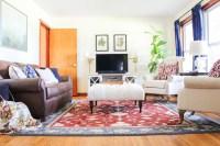 Casual Living Room Furniture Ideas | Baci Living Room