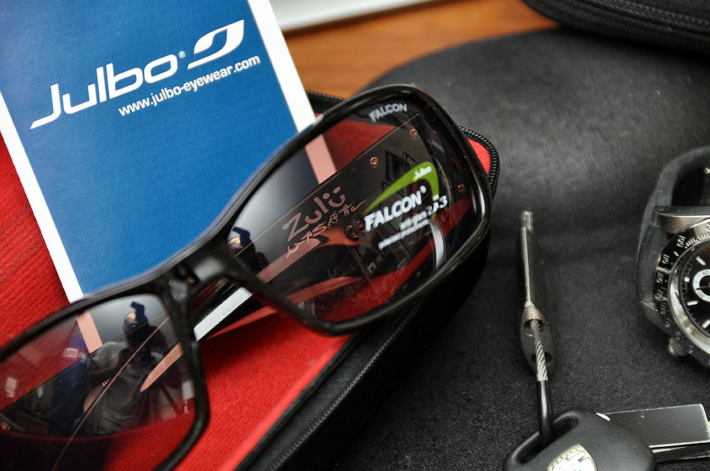 nxt polyurethane sunglasses  Julbo Zulu: FirstLook