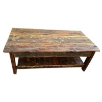Barn Wood Coffee Table - Raised In A Barn Furniture