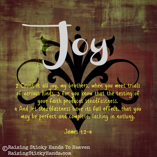 Joy - Raising Sticky Hands To Heaven