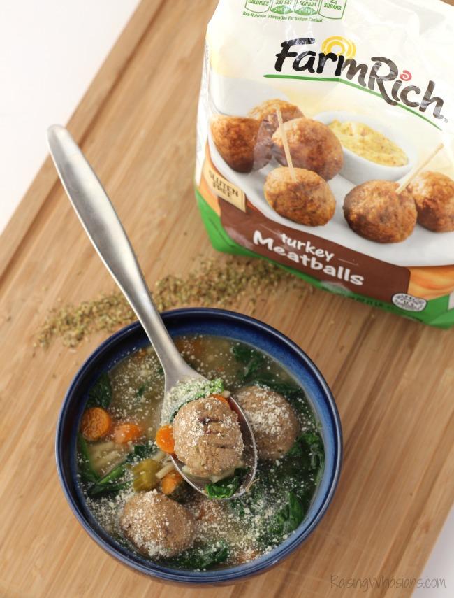 Farm rich gluten free turkey meatballs review