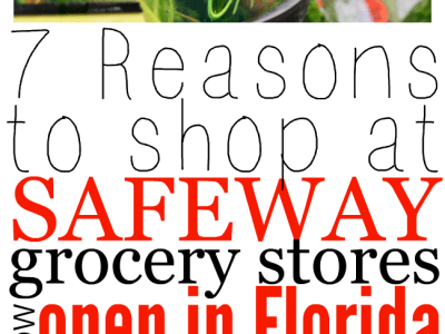 Florida Safeway grocery store