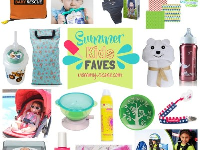 Summer kids faves giveaway