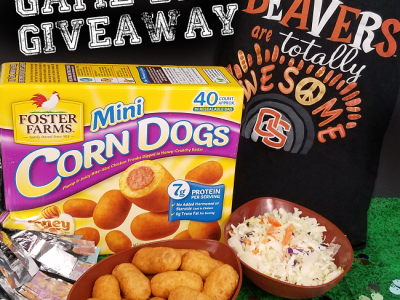 Foster farms prize pack