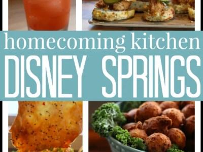 Homecoming kitchen at Disney springs review