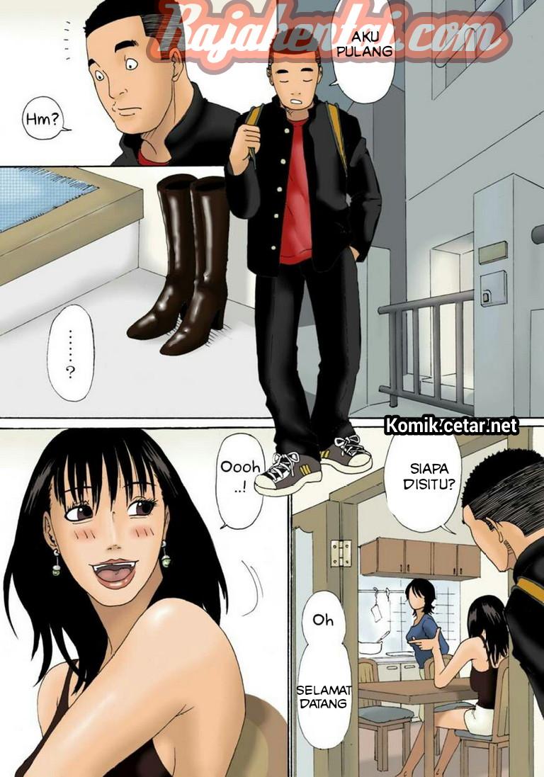 Baca DiKomik Hentai Bazbiz Santap Meki Tante Di Lantai Atas