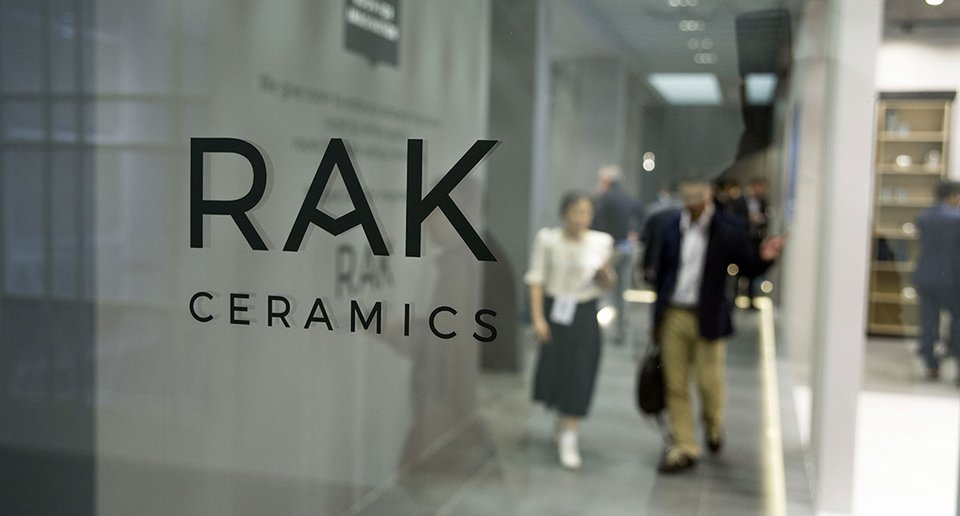Rak Ceramics At Cersaie 2017 Rak - Rak Ceramics