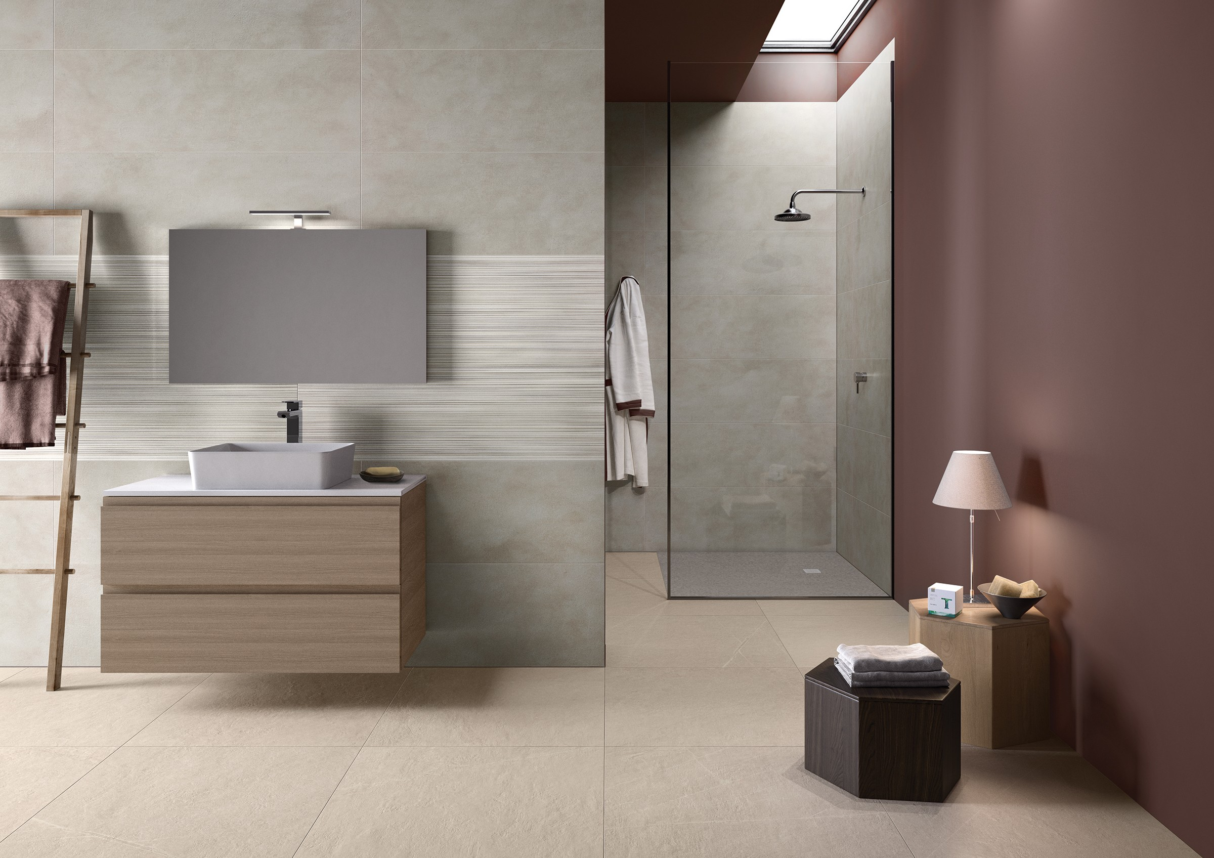 Bagno Tiles Braid Rak Ceramics