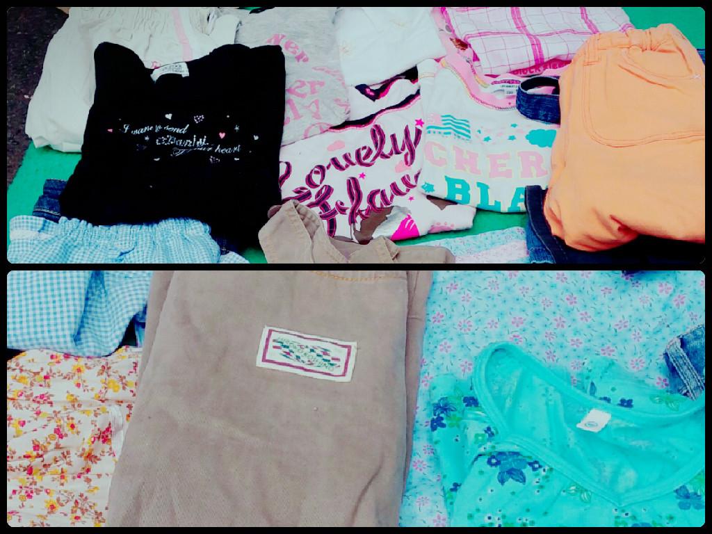 Yokosuka Golden Week Bazaar  : clothes