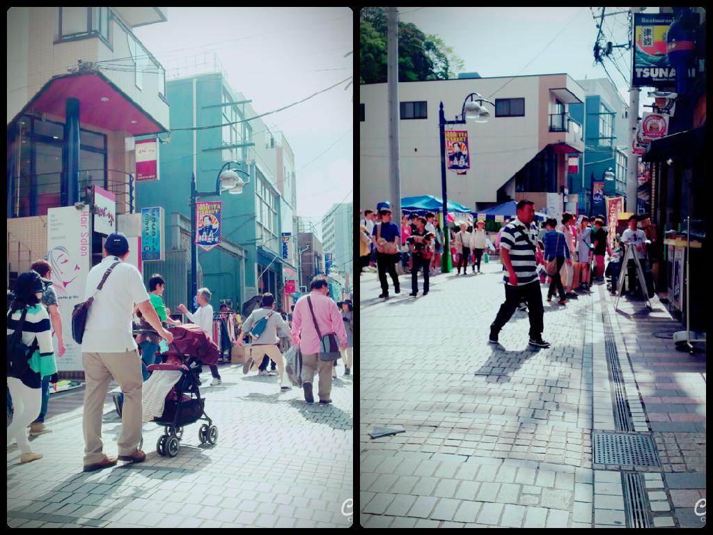 Yokosuka Golden Week Bazaar