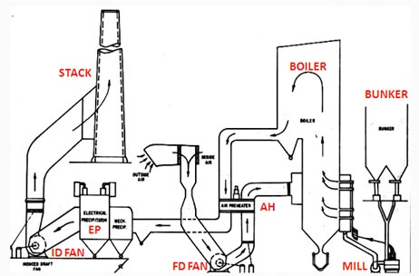 Skema Balanced Draft Boiler