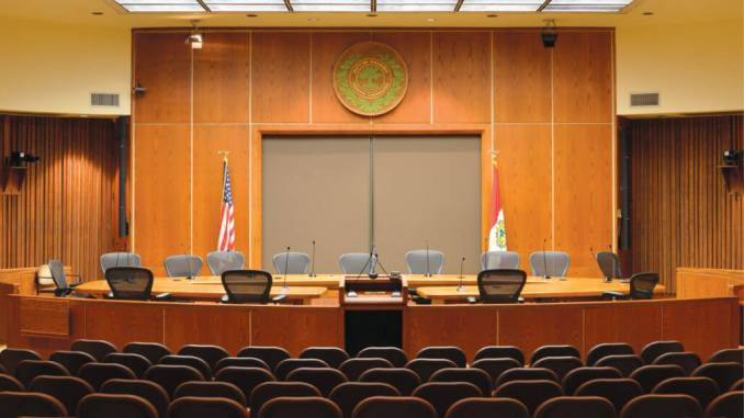 Raleigh city council chambers