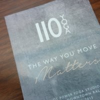 110 Yoga sets up hot studio on South Blount