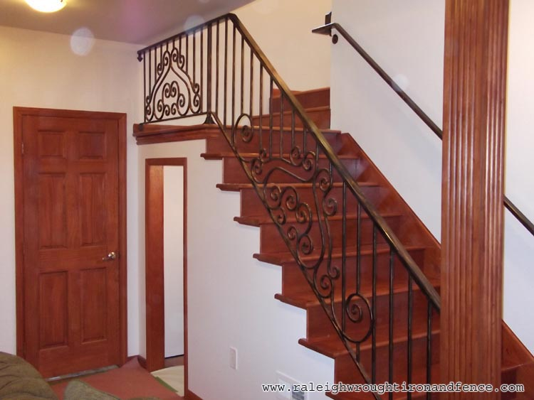 Bad 24 Philadelphia Pa Custom Wrought Iron Railings Raleigh