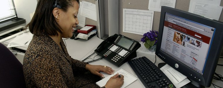 More U.S. Workers Are Telecommuting Amid Traffic Woes