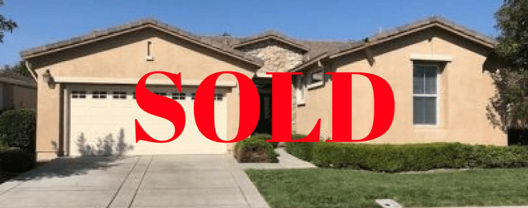 SOLD – 311 RIVERWOOD LN Rio Vista 2bd/2bth 2048sf