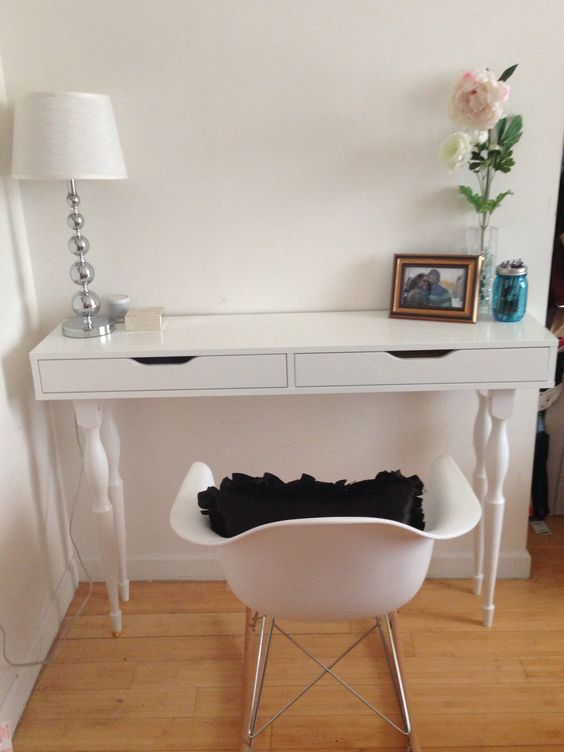 Alex Drawers Vanity Ikea Hack | Ralfred's Blog