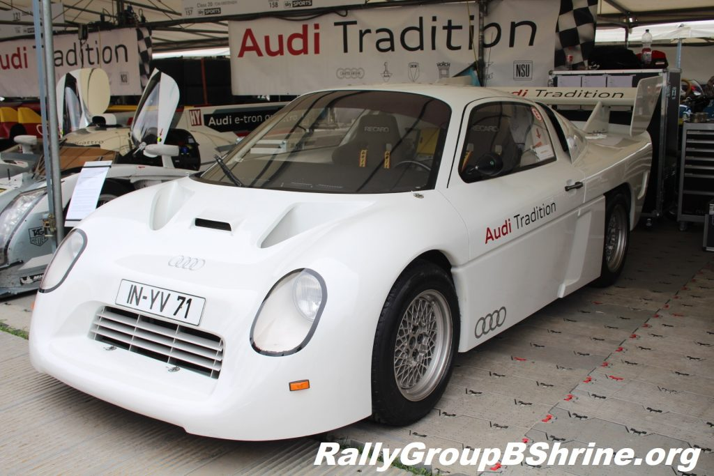Group B Rally Cars Wallpapers Audi Sport Mid Engine Prototypes Group B S Rally
