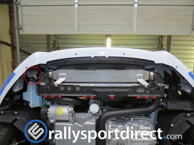 How-To Install Hella Supertone Horns on 2013-2014 Ford Focus ST